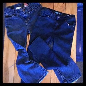 Other - Bundle of 2 pairs of girls size 6 jeans.